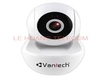 Camera IP Robot hồng ngoại không dây 1.3 Megapixel VANTECH V1310