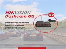 Camera hành trình G2 Hikvision - Bao quát toàn cảnh