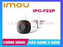 CAMERA IP WIFI 2.0MP IMOU IPC-F22P CHUẨN H265