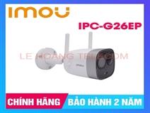 CAMERA IP WIFI THÂN 2.0MP IMOU IPC-G26EP CHUẨN H265