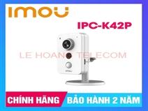 CAMERA CUBE IP WIFI 4.0MP IMOU IPC-K42P CHUẨN H265