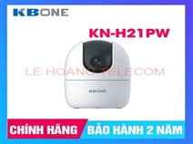 CAMERA WIFI QUAY QUÉT 2.0MP KBONE KN-H21PW CHUẨN H265