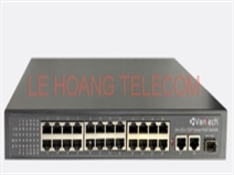 SWITCH POE 24 PORT VANTECH VPS-24