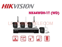 BỘ KIT 4 CAMERA WIFI 4.0MP HIKVISION NK44W0H-1T (WD)